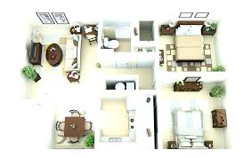 decoration small two bedroom house