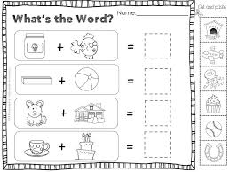 Compound Connection Compound Word Puzzles | Worksheets, Learning ...