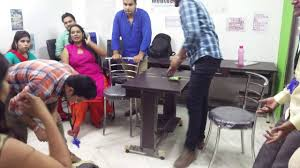 Funny Game Youtube Video In Office Party Best Office Party