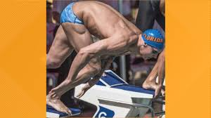 50 and 100 freestyles, 100 butterfly, 4x100 freestyle relay since michael phelps retired from swimming after the 2016 rio games, caeleb dressel, 24, has been dubbed swimming's. Olympic Champ Clay County Native Caeleb Dressel Firstcoastnews Com