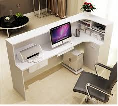 office front desk design. Mdf Pd Material Customized Size Furniture Office Front Desk Within Counter Designs 11 Design