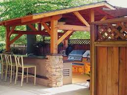 outdoor kitchen roof designs review of 10 ideas in 2017 rh partyinstant biz