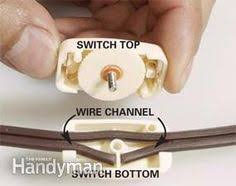 3 way switch wiring diagram tecnoligia search make turning lamps on and off easier by installing an in line cord switch we ll show you how to add the switch so you don t have to reach under the