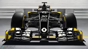 new car launches 2016 ukRenault reveals RS16 in black launch livery  F1 Fanatic