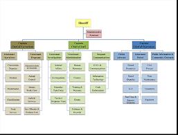 Dmv Organizational Chart Organizational Chart Bradford County Sheriffs Office