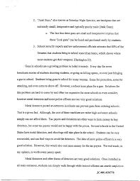 eric harris essay on school shooters the columbine guide eric harris essay on school shooters p 2 columbine junk guns