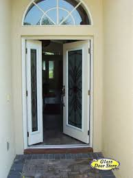front door with one sidelightInstall a new front door with an active sidelight