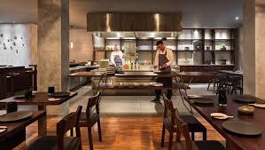 restaurant open kitchen. Open Plan Kitchen At Urchin Restaurant