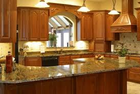 custom and semi custom kitchen and bathroom cabinets cherry hickory maple oak 5 lines and points to chose from