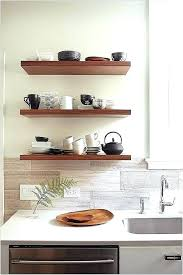modern wall shelf ideas shelves decorating functional decor kohls designer shelving attractive woodworking plan from w
