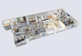 floor plan of the office. Floor Plan Of The Office