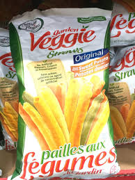 let s talk veggie straws on the surface they sound like a healthier snack option don t they i mean they have the word veggie in the le and they re so
