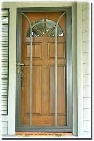 double front door screen doors luxury front door with storm door storm doors with screens