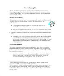 How To Write Meeting Minutes Meeting Minutes Email Template