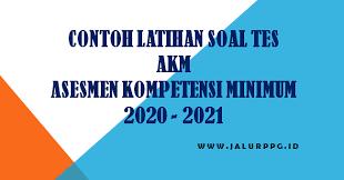 Asesmen kompetensi minimal atau akm merupakan sebuah istilah baru di dunia pendidikan indonesia. Contoh Latihan Soal Tes Akm Asesmen Kompetensi Minimum 2020 2021 Jalurppg Id