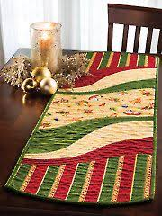 Topsy Turvy Table Runner—Sew Easy! | Nancy zieman, Tutorials and Free & EZ Breezy Quilt As You Go Table Runner & Place Mat Pattern Adamdwight.com