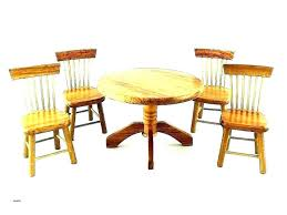 light oak round dining table progressive furniture and white tables