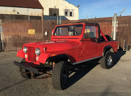 1985 jeep cj8 scrambler for sale on bat auctions sold for 7 000