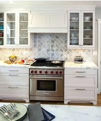 under cabinet hood white kitchen range noise