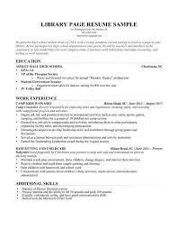 Some Samples Of Resume Gallery Creawizard Com