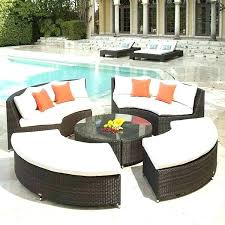 circular outdoor sectional outdoor sofa sectional round outdoor sofa inspiring circular patio sectional circa source wicker circular outdoor sectional