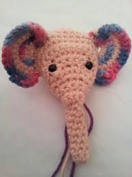 Crochet Stuffed Elephant Pattern Magnificent Inspiration Design