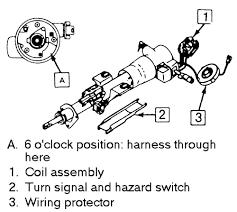 repair guides steering column turn signal switch autozone com 1982 Jeep Cj7 Turn Signal Wiring 1982 Jeep Cj7 Turn Signal Wiring #66 Jeep CJ7 Wiring Schematic