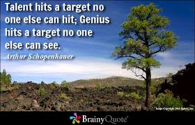 Genius Quotes - BrainyQuote via Relatably.com