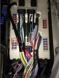 steering wheel lock question forums interior fuse box but a pair of plyers will yank that sucker out just fine afterwards restart the car notice the empty fuse slot where the steering
