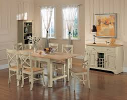 Shabby Chic Country Dining Room Dzqxhcom - Country dining room pictures