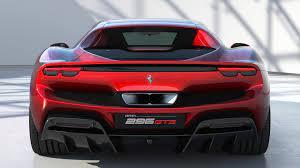 2022 Ferrari 296 GTB - Hintergrundbilder und Wallpaper in HD