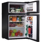 refrigerator and freezer. igloo 3.2 cu ft 2-door refrigerator and freezer image 2 of 3 walmart