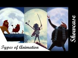 Showcase 5 Different Types Of Animation