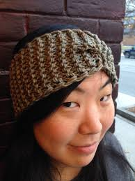 Knit Headband Pattern Easy