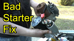 fix a bad starter 1 9 l ford escort & mercury tracer full step 1997 Mercury Outboard Wiring Diagram fix a bad starter 1 9 l ford escort & mercury tracer full step by step instructions youtube
