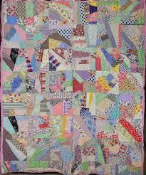 Crazy for Crazies, Part II - Kansas City Star Quilts & Leda Rosacker Crazy Quilt 1950s Adamdwight.com