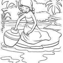 shanti and mowgli the jungle book 49 coloring page disney coloring pages the jungle book coloring