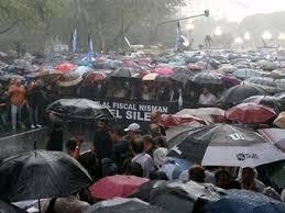 Resultado de imagen para marchas por nisman