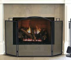 pleasant hearth fireplace classic fireplace screen pleasant hearth large fireplace glass doors