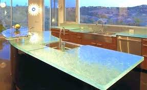 recycled glass countertops cost guide to recycled