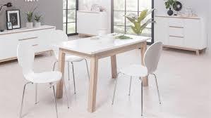 Esstisch Apart 7 Tisch Esszimmertisch In Weiß Sonoma Eiche
