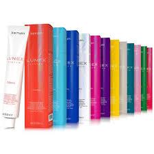 Amazon Com Kemon Lunex System Colorful Blue Direct Hair