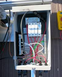 any issues with adding fuses to my dc negative inside the combiner Solar Fuse Box any issues with adding fuses to my dc negative inside the combiner box? solar panel fuse box