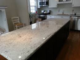 Colonial White Granite Kitchen Photo Gallery Baltimore Granite Direct Llc