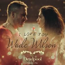 romantic movie poster deadpool gets romantic new movie posters ew com