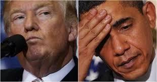 Image result for scared Obama