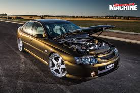 TURBO LS-POWERED HOLDEN VY COMMODORE STREET KING | Street Machine