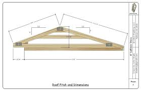 Vaulted Parallel Chord Truss Span Chart Wood Truss Dimensions Theshoplifter Co
