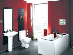black white and red bathroom accessories red and black bathroom decor red bathroom decor ideas black