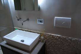 Bagno beige e blu: rivestimento bagno velvet grigio pasionwe